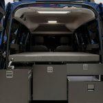 BRAVA S MiniCamper Deluxe 2px
