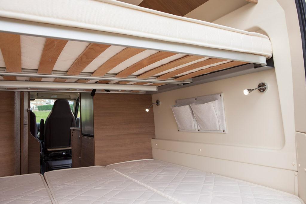 BRAVA XL Camper GranVolum 4px
