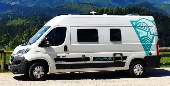 BRAVA L Camper GranVolum 2px